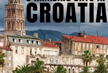 Travel CROATIA our favorite vacation place / I don't want to go on vacation I want to live on VACATION