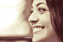 Kajal Agarwal / The most beautiful woman in the world . .