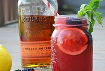 Party Drinks and Cocktails / Recipes for party drinks and cocktails -- Alcoholic and Non Alcoholic included.  Basically whatever looks good and looks like it would be fun for a party.  Cheers!