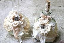 altered spools/bottles