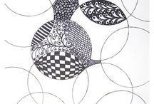 sketching, drawings & doodles ♡