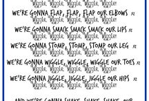 Kindergarten Songs and Poems