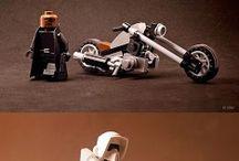 nápad na motorku