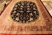 Pictorial Persian Rugs | Picture Persian Carpets / Sample of our Pictorial Persian rugs. To see all of our picture Persian carpets, feel free to check out http://www.mprugs.com