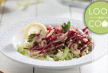 Video Recipes of Salad