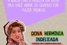 Dona Hermínia