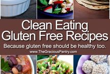 Gluten free / by Ashley Jones
