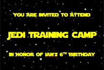 Jedi Training Camp Party