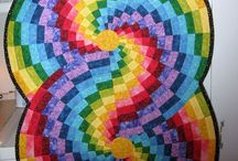 Patchwork Bargello / by Anne-Marie Fisker