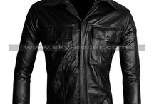 Elvis Presley Rock Black Leather Jacket / Get this Vintage King of Rock Elvis Presley Jacket at most low price from Sky-Seller and avail free Shipping.