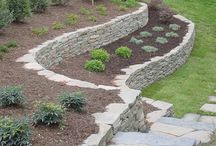 Retaining Walls / by Wallis Landscape