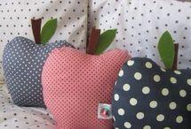 dekoratif yastklar / by deniz vardar