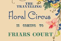 Floral Circus Graphics
