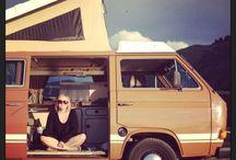 My van / T25
