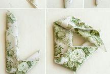 Διακόσμηση σπιτιού / Διπλωμα πετσετας
