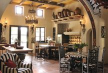 African Inspired Rooms