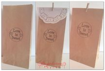 Wedding Lolly / Candy Bags
