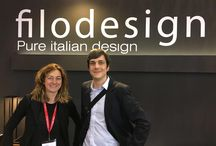 Salone del Mobile Milano 2016 Filodesign stand