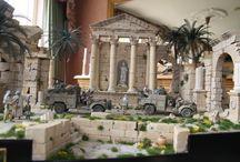 military diorama's