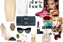 My Polyvore / This is just a part of my playground in fashion arts. Follow me @CindyKings in Polyvore.