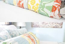 Sew n Sew bedding / by Melissa Buss