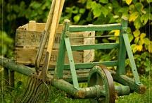 Carts, Wagons, Etc. / by Nancy