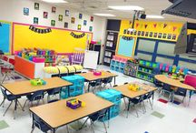Classroom one day