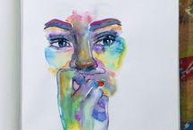my work of art / Alles gemaakt door mij