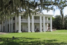 Plantation Homes! / I'd love own a plantation home. / by Carrie Merrick