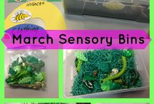 March Speech therapy ideas
