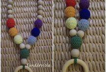 Horgolt gyerek dolgok / Crochet baby stuffs