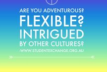 Becoming an Exchange Student is a once in a lifetime opportunity!