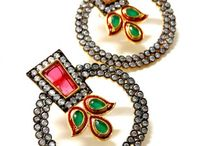 Contemporary Indian Jewellery / by Oviya
