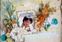 Page style: Shabby chic