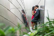 Indian Wedding Engagement Photo Shoots