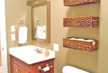 Bathrooms / Renovation & Bathroom Ideas