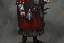 Witcher Kram