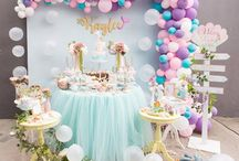 Deco pastel