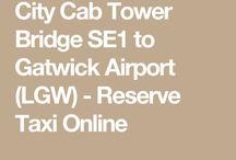 Tower Bridge to Gatwick