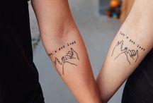 Schwester Tattoos