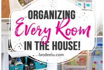 Organizational Ideas / For all of us out there that need organizational help in our personal lives...this is the recipe box!