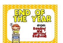 End of the Year / End of the year ideas for Elementary grades