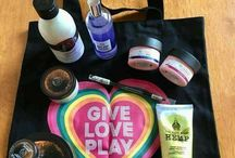 Sazzle's Be Bodylicious / I am a Body Shop at Home Consultant and I have my own Facebook group which you can join. Just ask