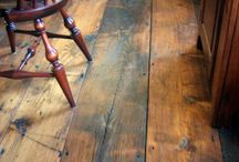 Wooden floors in Camden
