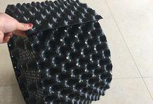 control de la raiz de ciruela aire contenedor