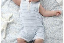 Baby romper & body