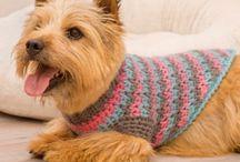 Crochet dog patterns