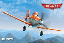 The World Of Disney Planes / Planes: Fire & Rescue In Theatres July 18 / by Disney Movie Rewards
