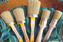 Italian Made Brushes / We also offer Italian Made Brushes to our retailers. Contact a retailer near you to take advantage of our brushes. This board you will see our Italian Made Brushes in action.