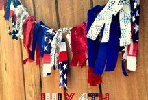 Happy birthday, America! / by Beth Williamson